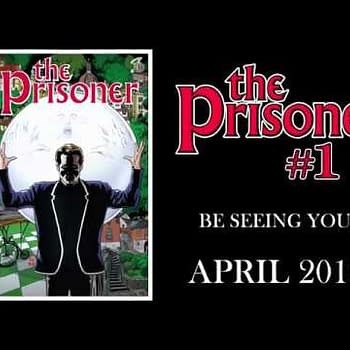 Watch a Trailer for Peter Milligan and Colin Lorimers The Prisoner Comic