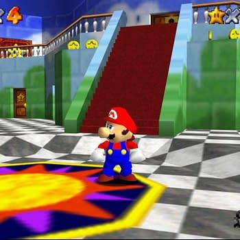 Nintendo Files Copyright Claim Against Super Mario 64 PC Port