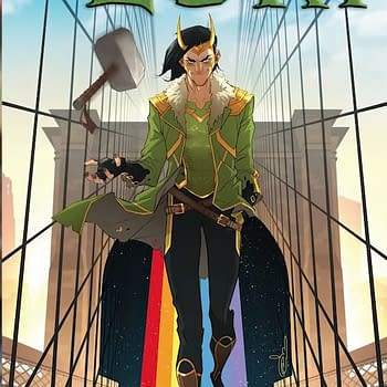 New Loki Comic Launches in July From Daniel Kibblesmith and Oscar Bazaldua