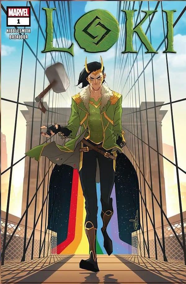 New Loki Comic Launches in July From Daniel Kibblesmith and Oscar Bazaldua