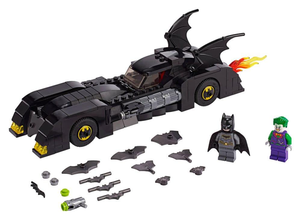 LEGO Releasing SIX New Batman Sets Celebrating His 80th Birthday