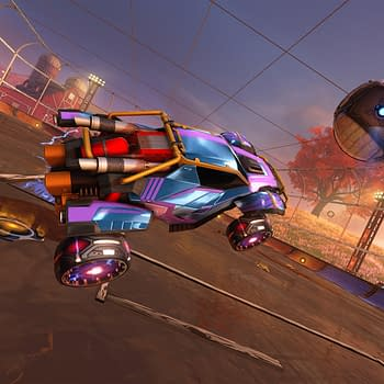 Psyonix Releases Details For The Rocket League Fall 2019 Roadmap