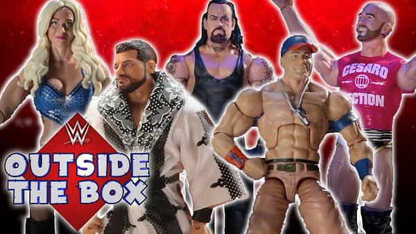 WWE Outside The Box