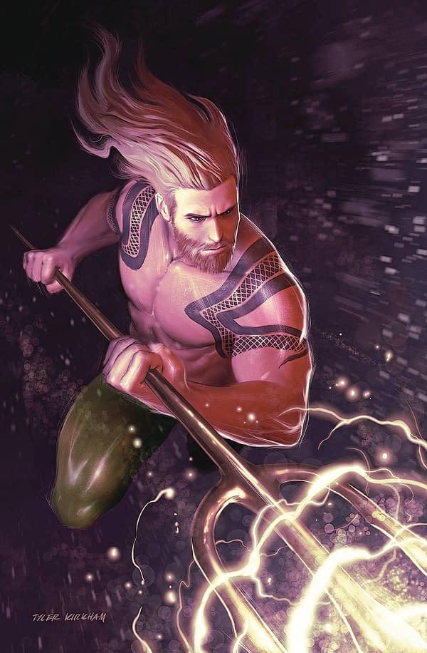 Aquaman #60 Variant Cover