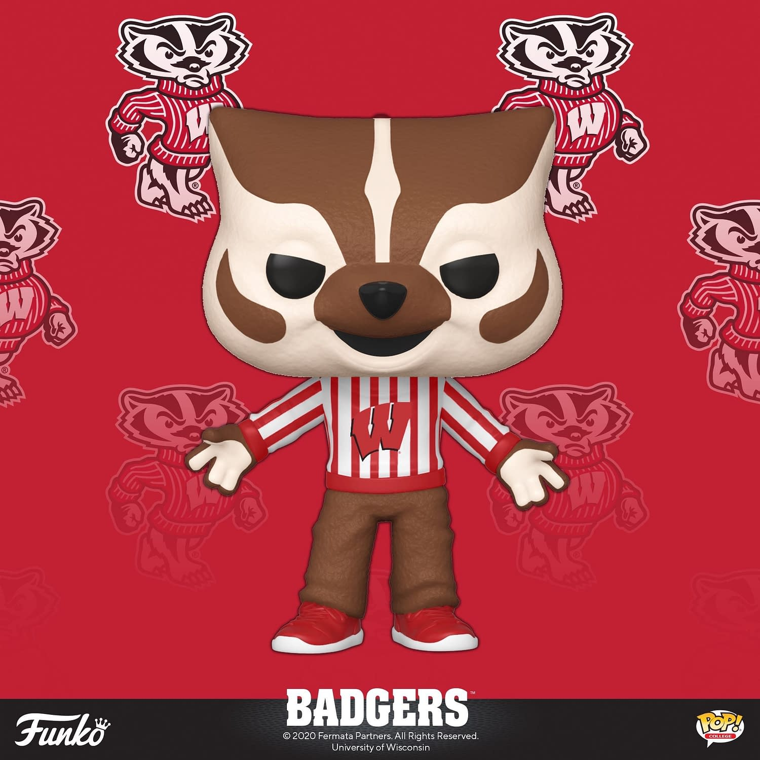 Funko Pop Sports Get New College Mascots and NBA Players