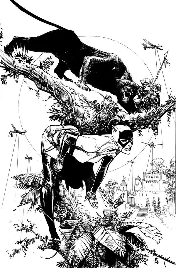 Sean Gordon Murphy and Blake Northcott Working on Catwoman for DC Comics