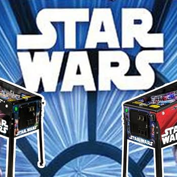 Star Wars Pinball From Stern: Official Pics And Details