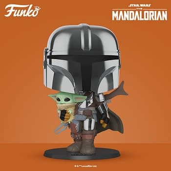 The Mandalorian and The Child Go 10 With New Funko Pop