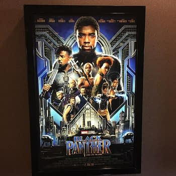 LED Movie Poster Frames by LED Print Co