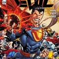 Cover Variance: Forever Evil #1 Variants By Ivan Reis And Joe Prado