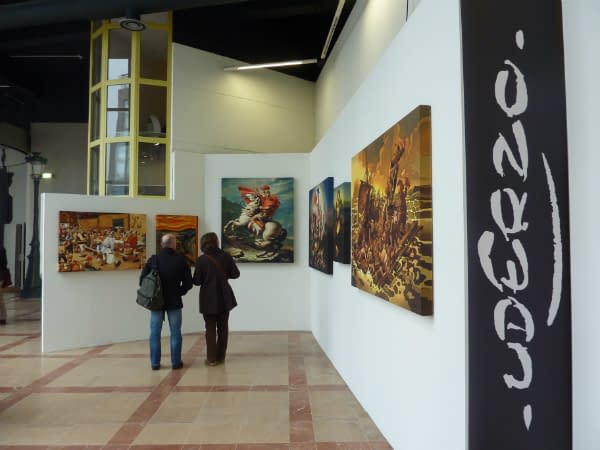 Angoulême Exhibitions In Pictures
