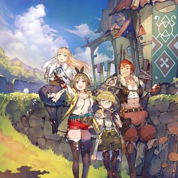 """""""Atelier Ryza"""" Shows Off the New Fast-Paced Battle System"""