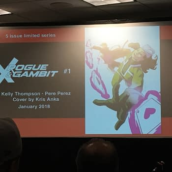New Rogue &#038 Gambit Series From Kelly Thompson And Pere Perez Coming In January