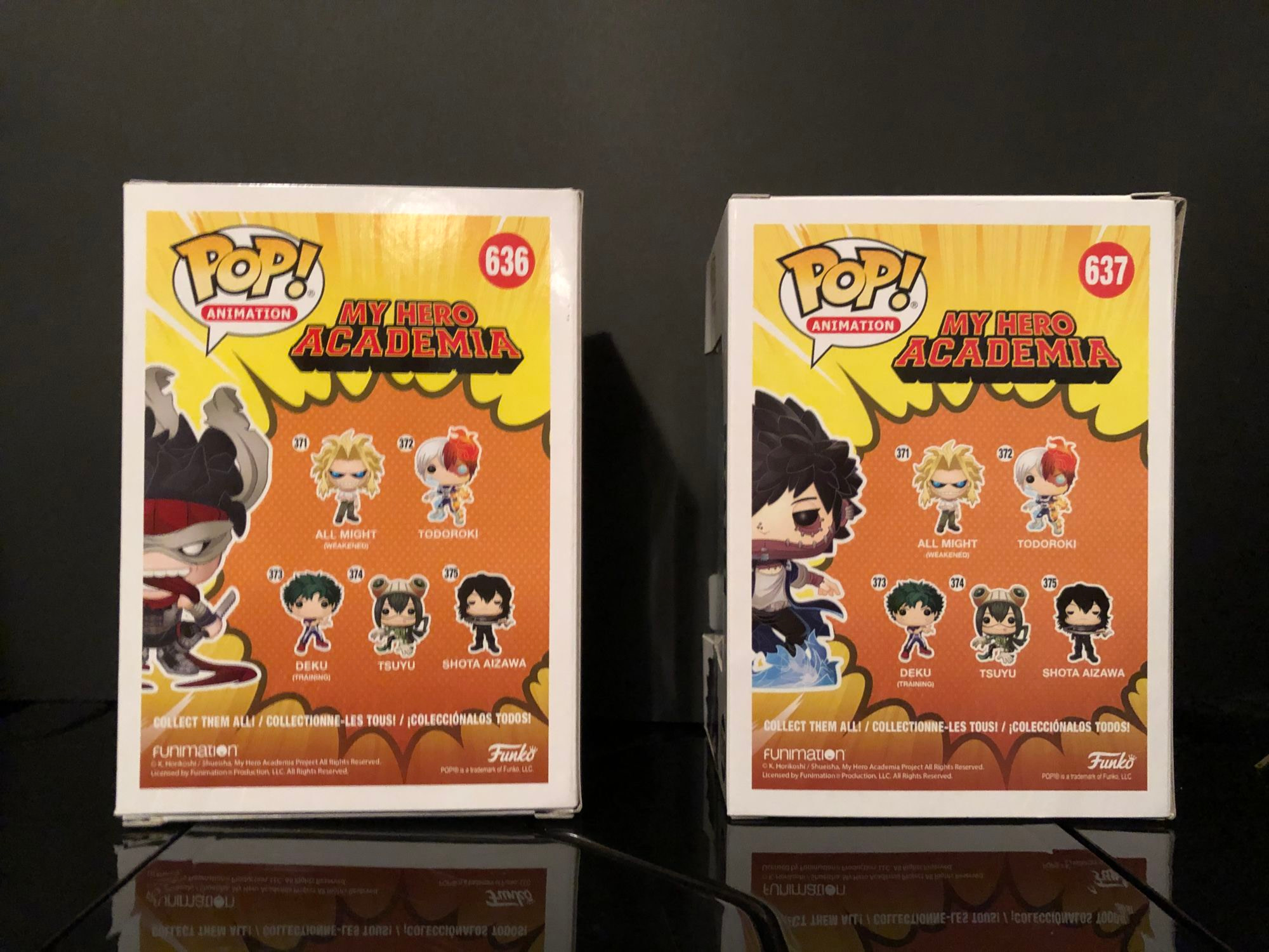 My Hero Villains Funko Pop Vinyls Get NYCC Exclusives [Review]