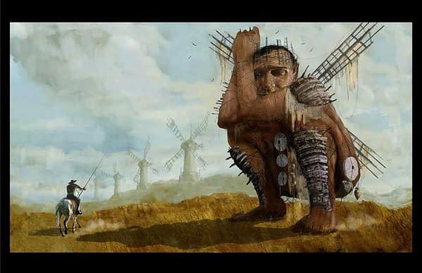 quixote giant