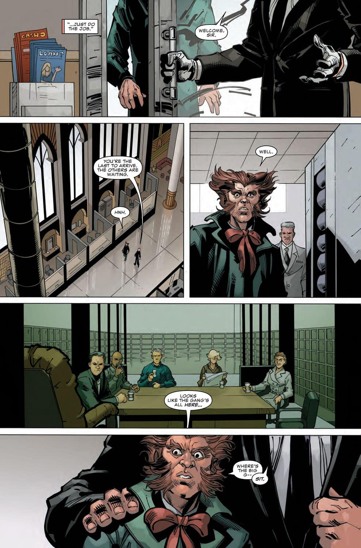 The Privilege of the Kingpin in Daredevil #7 (Preview)