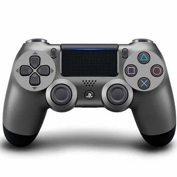 Sony Shows Off A Pair Of New DualShock 4 PS4 Controllers