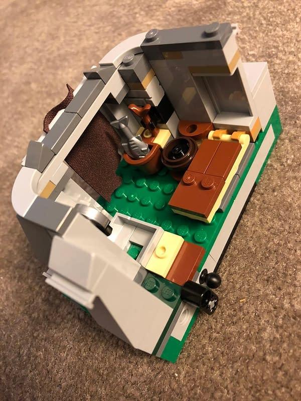 LEGO Star Wars Ahch To Training Set 8