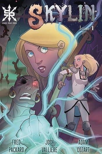 Skylin #1 Main Cover