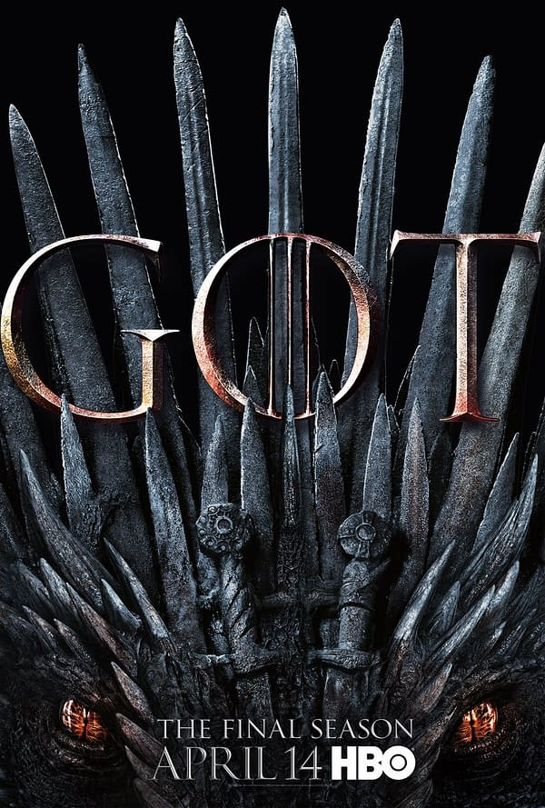 HBO Confirms 'Game of Thrones' Documentary Coming Post-Series Finale