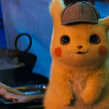 Detective Pikachu Gets a Noir Inspired Poster