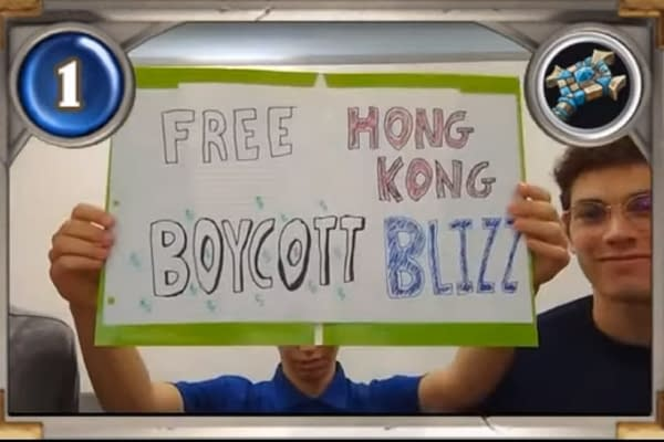 """Blizzard Bans Three """"Hearthstone"""" Collegiate Esports Players For Hong Kong Protest"""