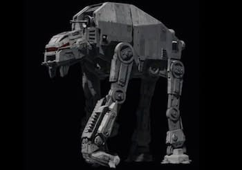Lucasfilm Reveals Two New Vehicles Featured In The Last Jedi