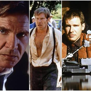 The Fugitive Blade Runner Top 5 Harrison Films Not Under Lucasfilm