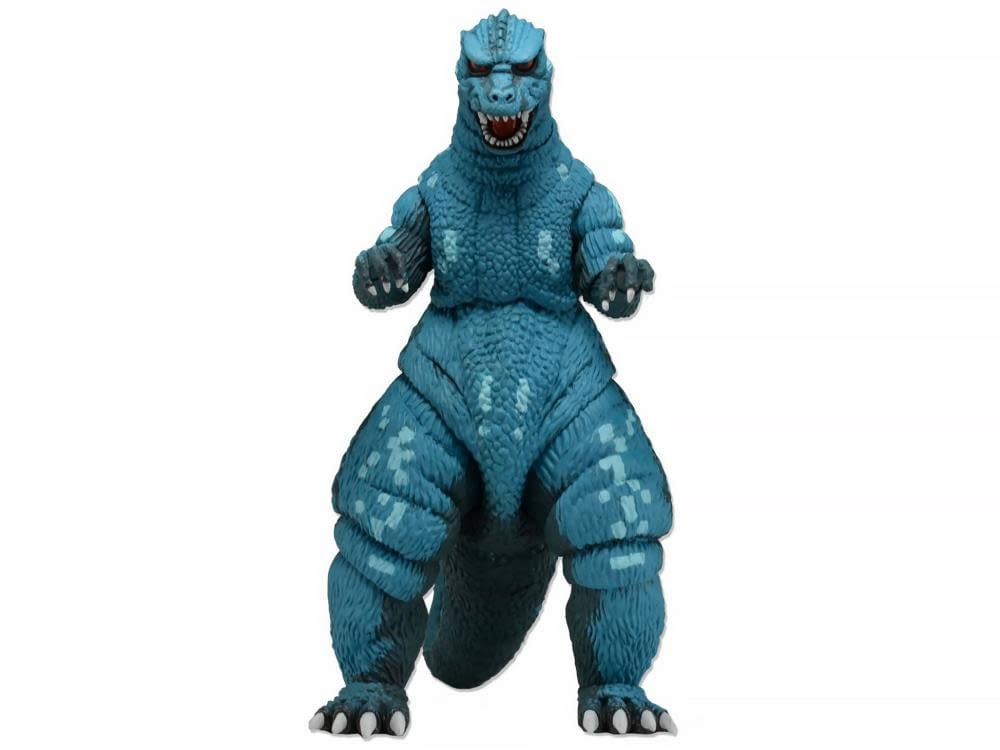NECA's Next Video Game Figure is Godzilla