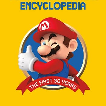 Review: Super Mario Bros. Encyclopedia