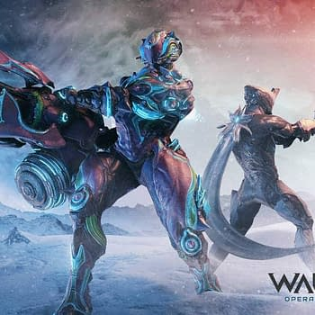 Digital Extremes Reveals a First Look at Warframe: Empyrean