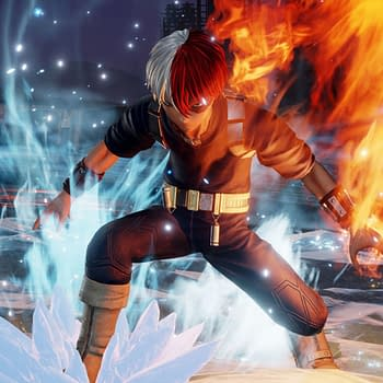 Shoto Todoroki Will Soon Join The Jump Force Roster