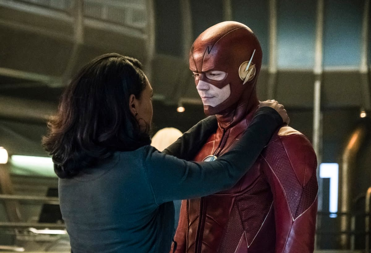flash season 4 Lose Yourself