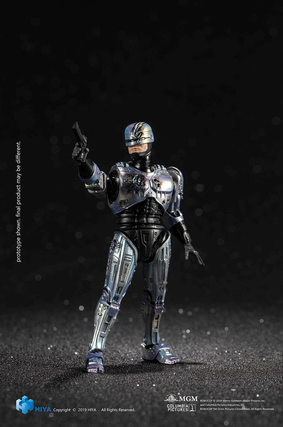 Robocop Comes Back with More Pex Exclusive Figures