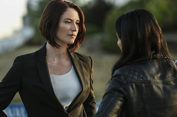 Through All The Chaos, Alex And Maggie Are Still Moving Forward On Supergirl