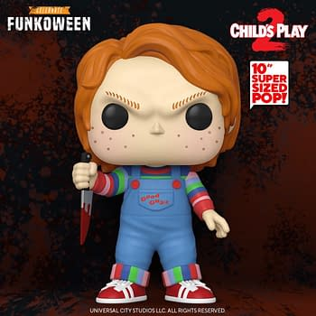 "Child's Play 10"" Chucky, photo from Funko."