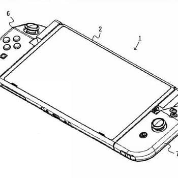 Nintendo Applies For A New Patent On A Hinged Joy-Con
