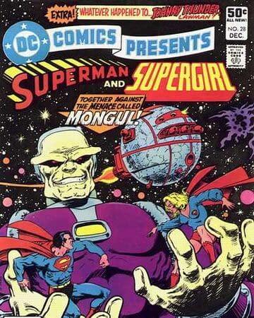 DC Comics to Publish a New WarWorld Comic