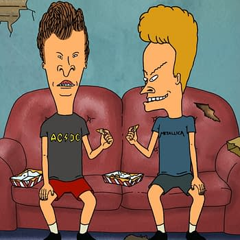 Beavis and Butt-Head (Image: MTV Studios)