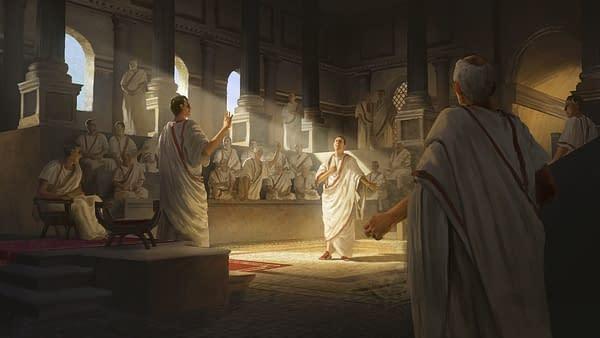 Paradox Interactive Announces Brand New IP Imperator: Rome