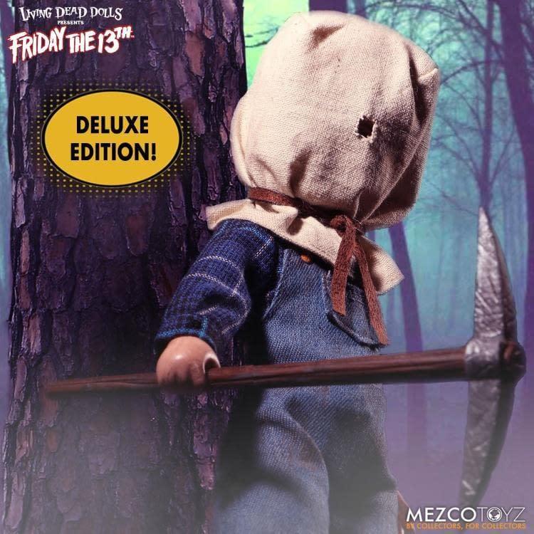 Mezco Toyz Living Dead Dolls F13 Part 2 Jason 4