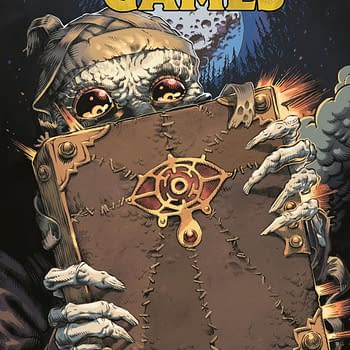 Dark Horse Expands Horror Line with Bedtime Games from Nick Keller Conor Nolan Kelly Fitzpatrick and John J. Hill