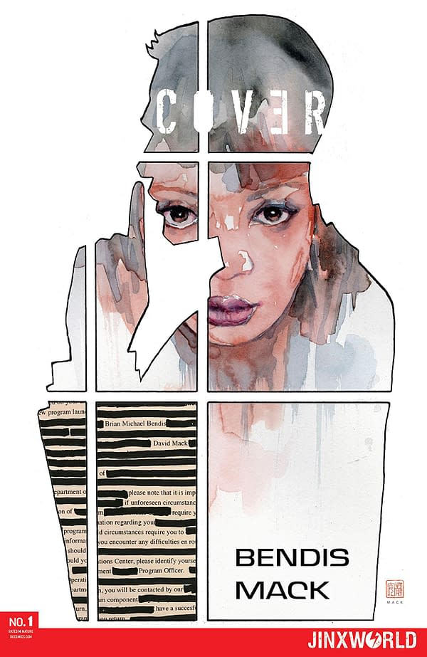 Cover #1 cover by David Mack