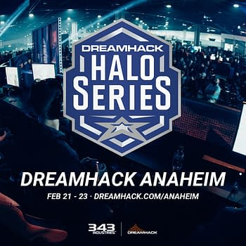 "DreamHack Will Hold A ""Halo: Reach"" Series In Anaheim"