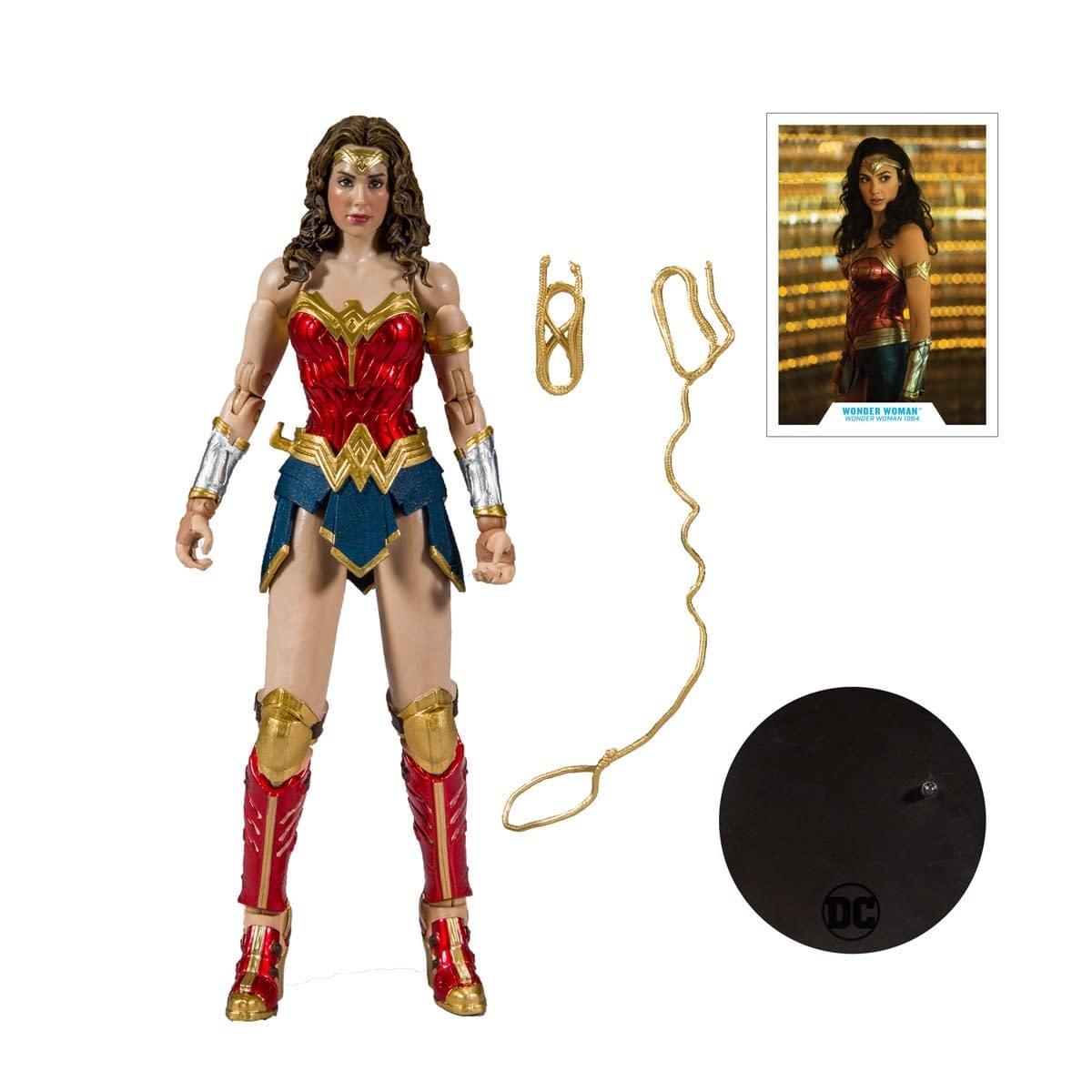 Wonder Woman McFarlane Toys DC Comics Announced