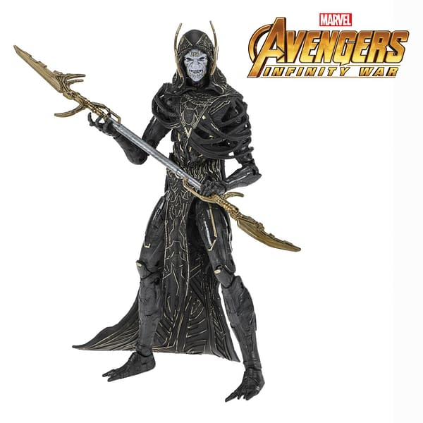 Marvel Legends Infinity War Corvis Glaive