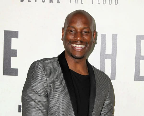 Tyrese Gibson in Talks to Join Morbius