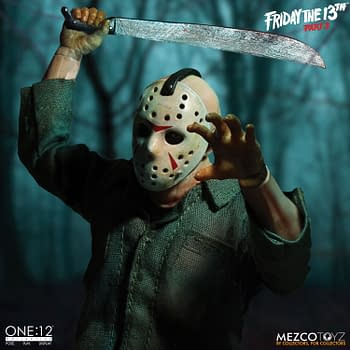 Jason Voorhees is Still Celebrating Friday The 13th Coming to One:12 Collective