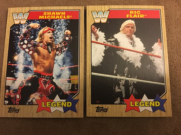 Topps 2017 WWE Heritage Cards 9