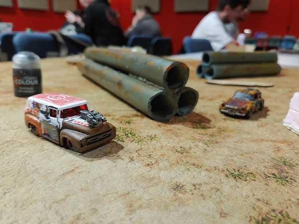 "Journey Into the ""Gaslands"", Part 4"